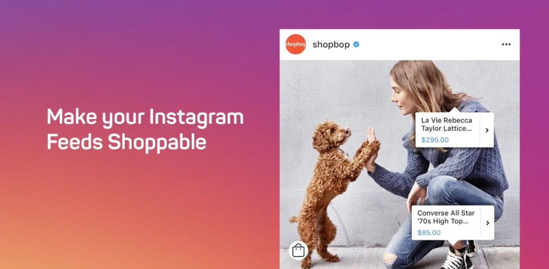 New Way of Shopping? Instagram is the New Way to Shop